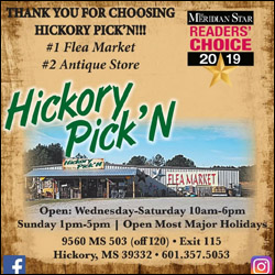 Hickory Pick'N