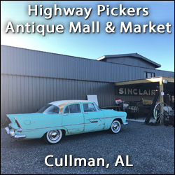 Highway Pickers Antique Mall & Market