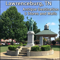 Lawrenceburg, Tennessee Antiques