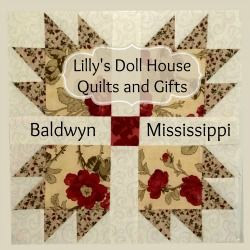 Lilly's Doll House Quilts and Gifts
