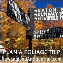 New England Antique Trail