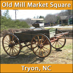 Old Mill Market Square
