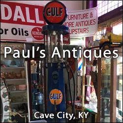 Paul's Antiques & Collectibles