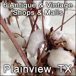 Plainview, TX Antiques