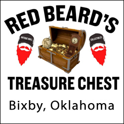 Red Beard's Treasure Chest, Oklahoma