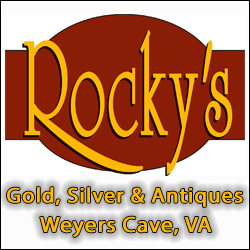 Rocky's Gold, Silver & Antiques