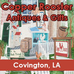 Copper Rooster Antiques and Gifts - Special