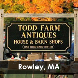 Todd Farm Antiques and Flea Market - Special