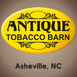 Antique Tobacco Barn