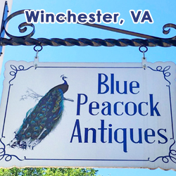Blue Peacock Antiques