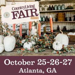 Country Living Fair Atlanta, GA