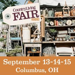 Country Living Fair Columbus, Ohio