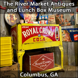 The River Market Antiques and Lunch Box Museum