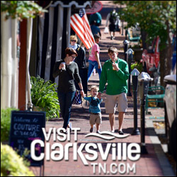 Visit Clarksville, TN
