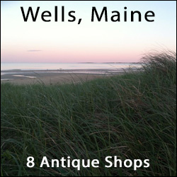Wells Maine Antique Shops