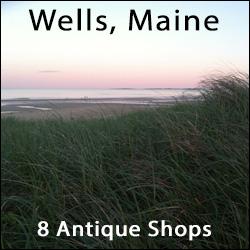 Wells Maine Antique Shops