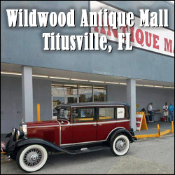 Wildwood Antique Mall - Titusville