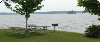 Table Rock Lake Day Use Site